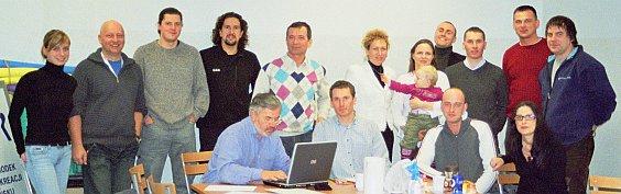 Zebranie Założycielskie 26 luty 2007 r.