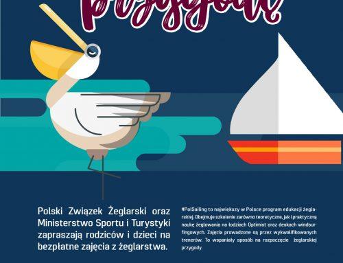 Program edukacji żeglarskiej POLSAILING